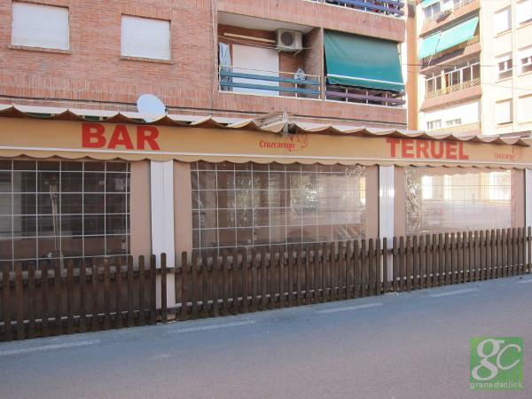 bar teruel la chana granada